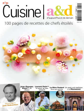 Cuisine AD - AD Kitchen Septembre2018
