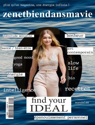 Zen et bien dans ma vie Issue 19