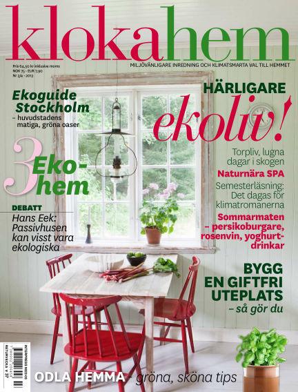 Kloka Hem (Inga nya utgåvor) June 18, 2013 00:00