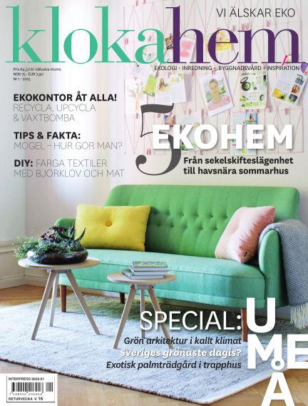 Kloka Hem (Inga nya utgåvor) February 03, 2015 00:00