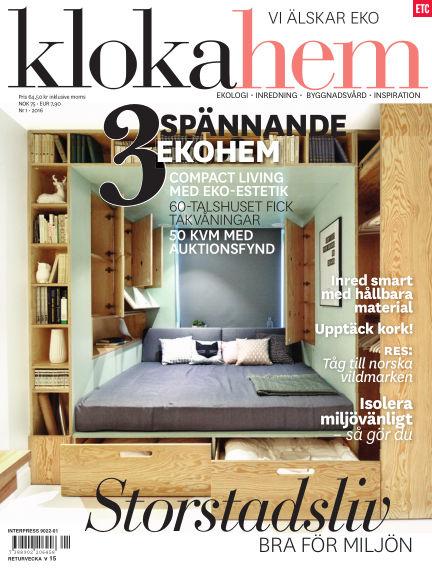 Kloka Hem (Inga nya utgåvor) February 09, 2016 00:00