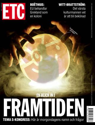 ETC (Inga nya utgåvor) 2015-05-30