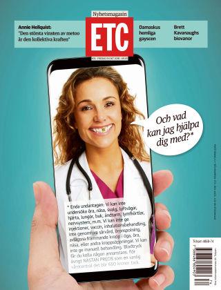 ETC (Inga nya utgåvor) 2018-10-19