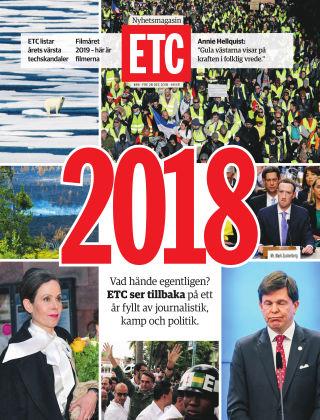 ETC (Inga nya utgåvor) 2018-12-28