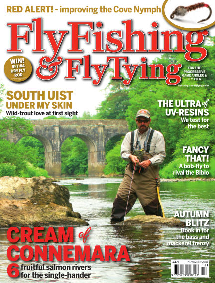 Fly Fishing and Fly Tying October 12, 2018 00:00