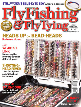 Fly Fishing and Fly Tying Apr18