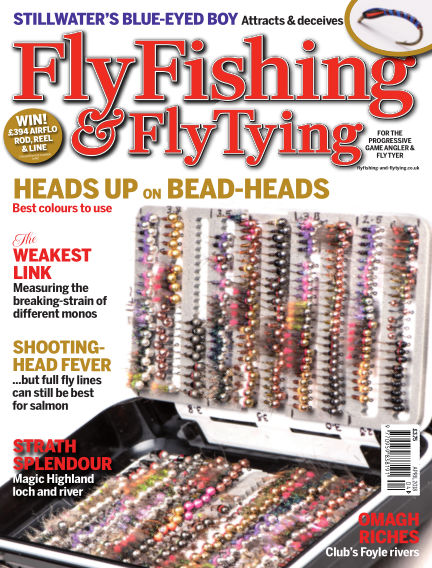 Fly Fishing and Fly Tying March 09, 2018 00:00