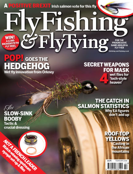 Fly Fishing and Fly Tying January 12, 2018 00:00