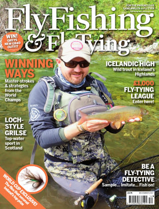 Fly Fishing and Fly Tying Dec17