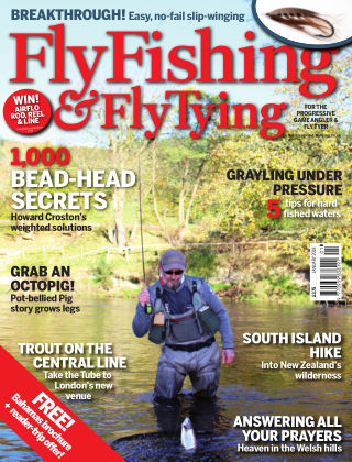 Fly Fishing and Fly Tying Jan18