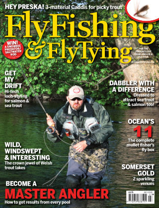 Fly Fishing and Fly Tying July18