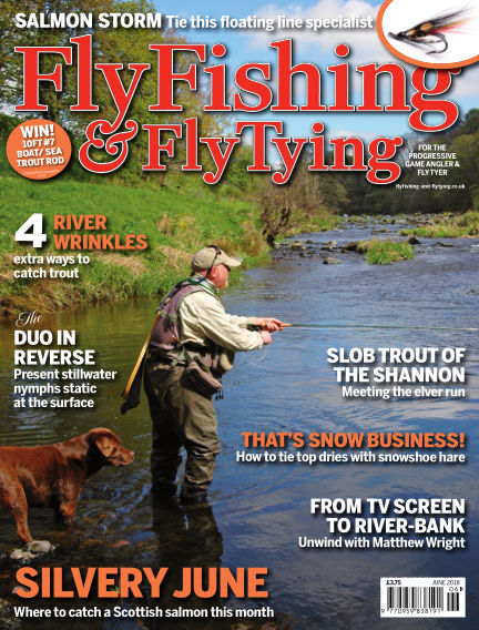 Fly Fishing and Fly Tying May 11, 2018 00:00