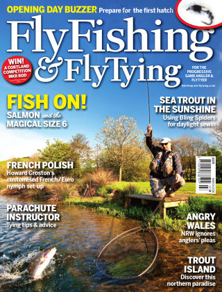 Fly Fishing and Fly Tying Mar18