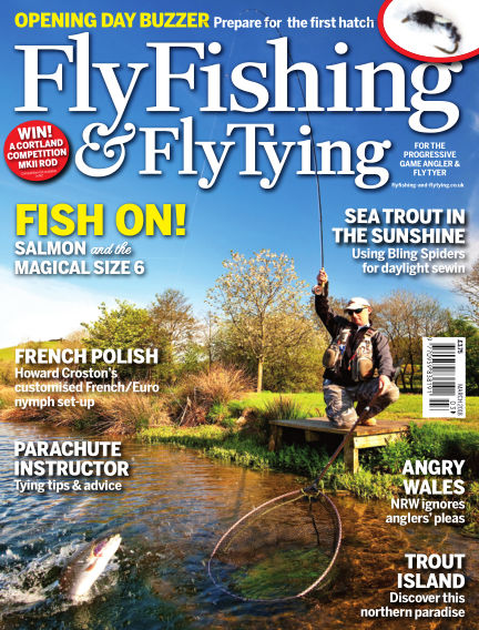 Fly Fishing and Fly Tying February 09, 2018 00:00