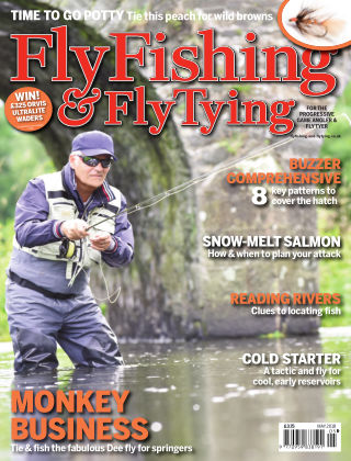Fly Fishing and Fly Tying May18