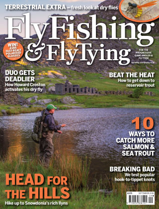 Fly Fishing and Fly Tying Sept18