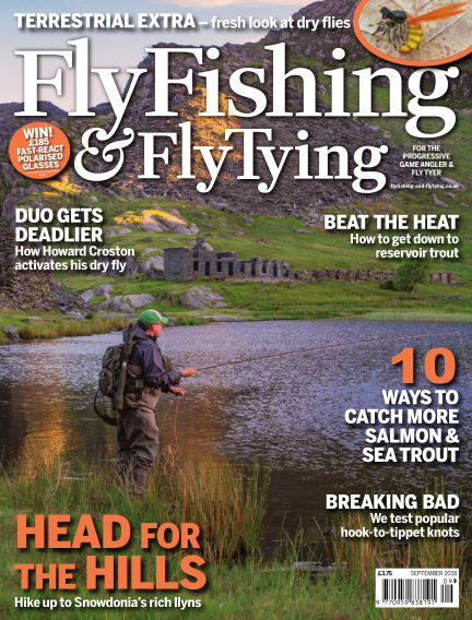 Fly Fishing and Fly Tying August 10, 2018 00:00