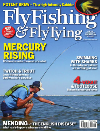 Fly Fishing and Fly Tying Oct18