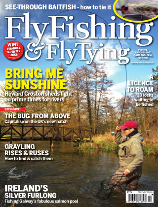 Fly Fishing and Fly Tying Dec 18