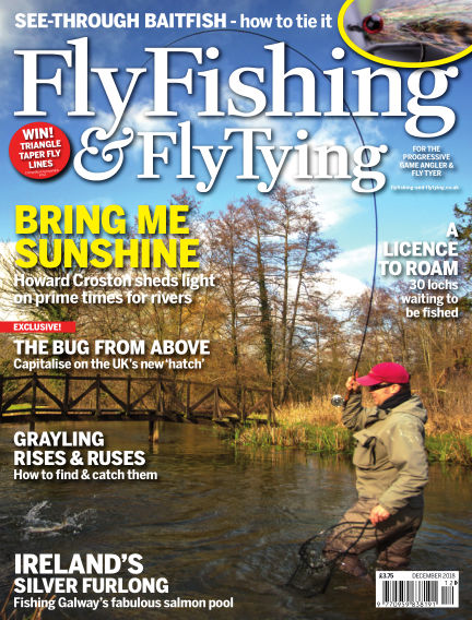 Fly Fishing and Fly Tying November 09, 2018 00:00