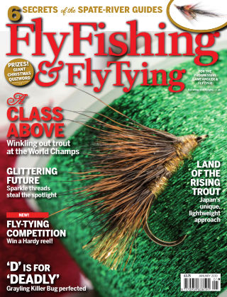 Fly Fishing and Fly Tying Jan19