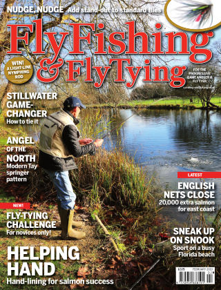Fly Fishing and Fly Tying Feb 2019
