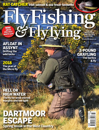 Fly Fishing and Fly Tying March 2019