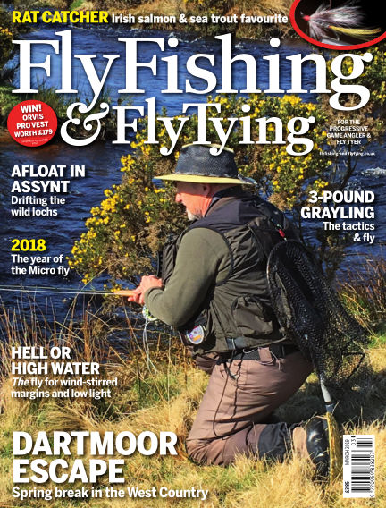 Fly Fishing and Fly Tying February 08, 2019 00:00