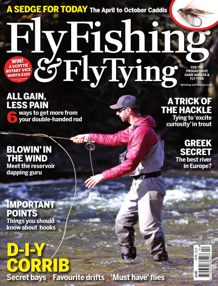 Fly Fishing and Fly Tying March 08, 2019 00:00