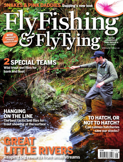 Fly Fishing and Fly Tying April 12, 2019 00:00