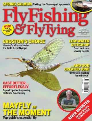Fly Fishing and Fly Tying June 2019