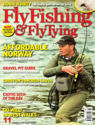 Fly Fishing and Fly Tying July