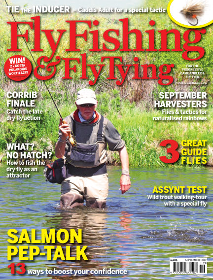 Fly Fishing and Fly Tying August 09, 2019 00:00