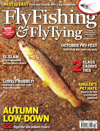Fly Fishing and Fly Tying October