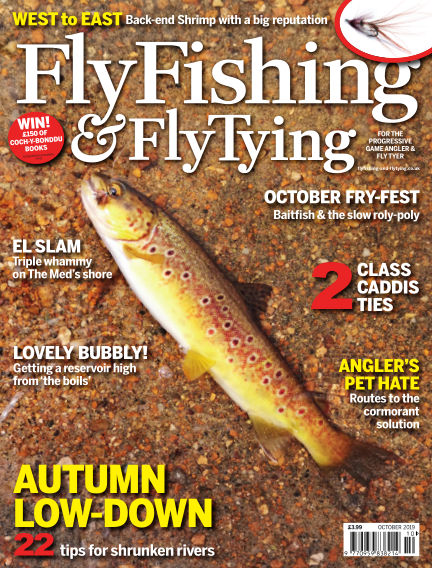 Fly Fishing and Fly Tying September 06, 2019 00:00