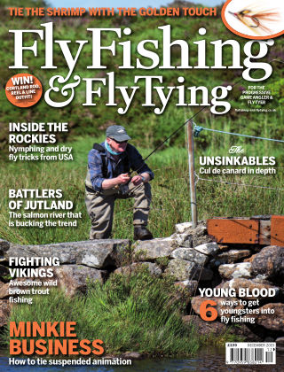 Fly Fishing and Fly Tying December