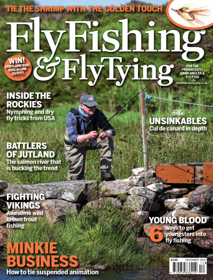 Fly Fishing and Fly Tying November 08, 2019 00:00