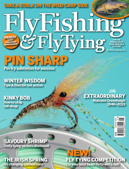 Fly Fishing and Fly Tying December 13, 2019 00:00