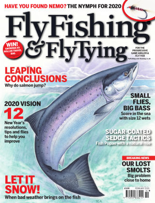 Fly Fishing and Fly Tying February