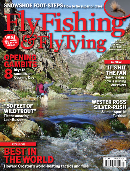Fly Fishing and Fly Tying February 14, 2020 00:00