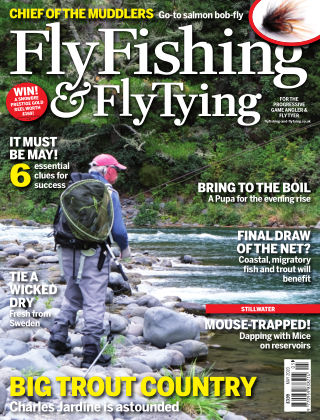 Fly Fishing and Fly Tying May