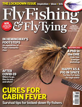 Fly Fishing and Fly Tying June 2020