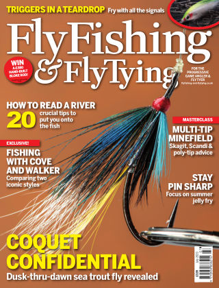 Fly Fishing and Fly Tying July 2020