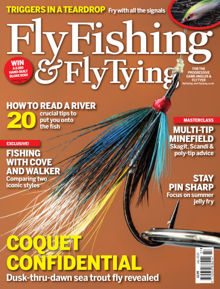 Fly Fishing and Fly Tying June 19, 2020 00:00