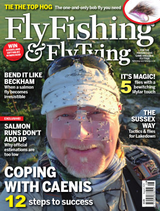 Fly Fishing and Fly Tying Aug