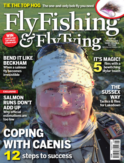 Fly Fishing and Fly Tying July 17, 2020 00:00