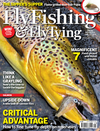 Fly Fishing and Fly Tying September 2020