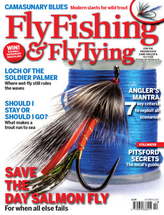 Fly Fishing and Fly Tying October 2020