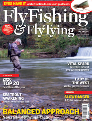 Fly Fishing and Fly Tying January 2021