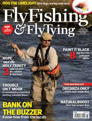Fly Fishing and Fly Tying May 2021